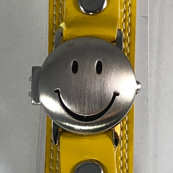 Accutime Watch Company Other - Got to be Be Happy! Smile its Contagious Fun Watch
